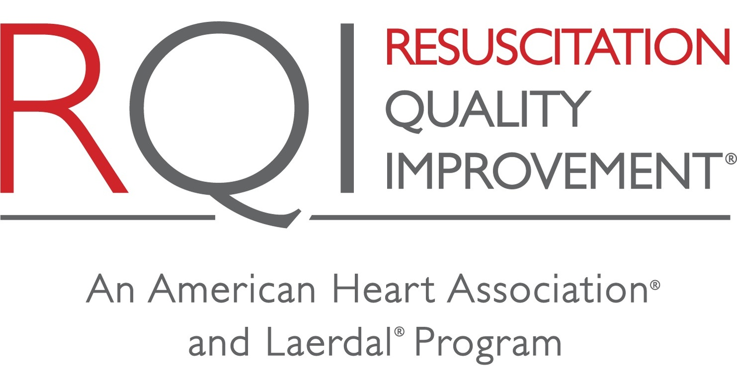 Resuscitation Quality Improvement program (RQI) logo