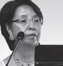 Lily Kak, Sr Advisor for Global Partnerships and Newborn Health at USAID